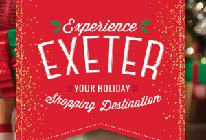 Exeter Ontario, Exeter, Ontario, Experience Exeter, South Huron, holiday shopping, shop local