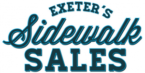 Exeter Sidewalk Sales Logo