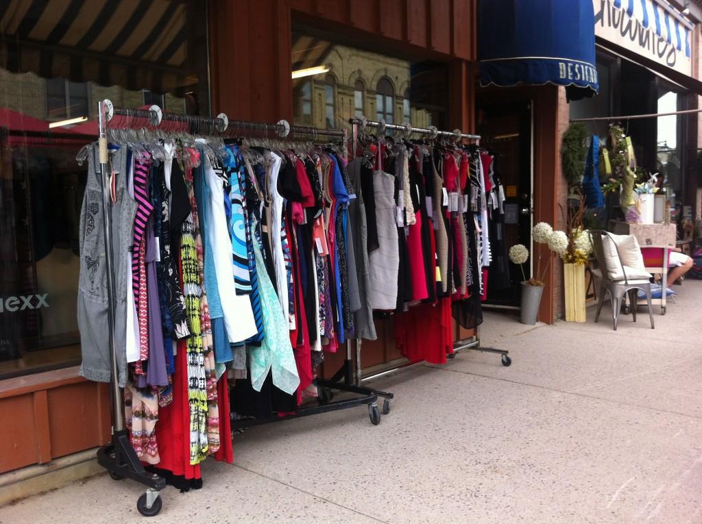 4356ca548f Experience Exeter - Sidewalk Sales Exeter