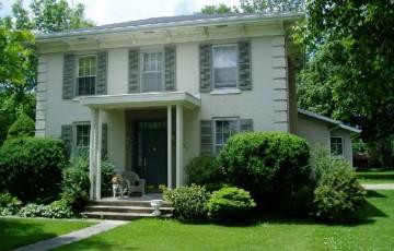 Charles Gidley Home
